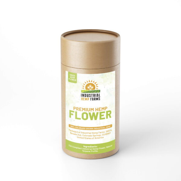 proper hemp flower packaging for resale