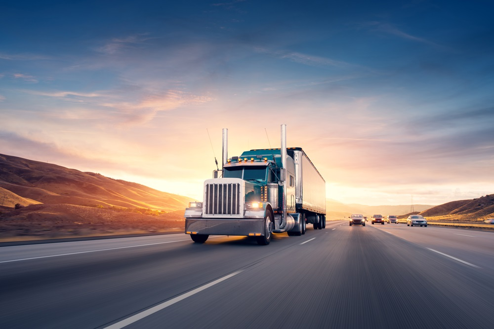 Industrial hemp and CBD trucking and transport Colorado