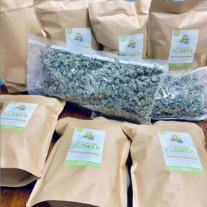 oregon og hemp flower packaging