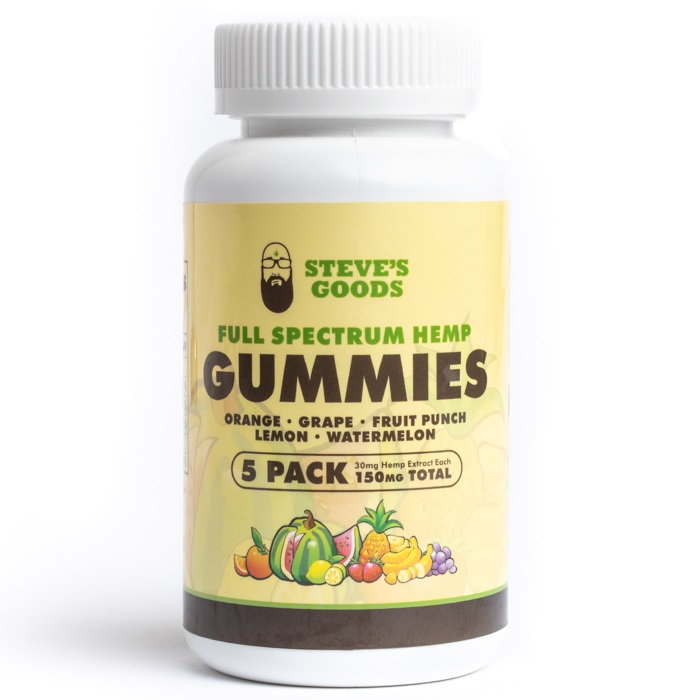 150 mg Full-Spectrum CBD Gummies
