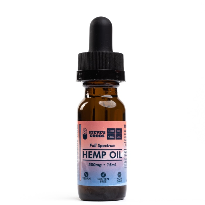 full spectrum cbd hemp oil 500mg for sale