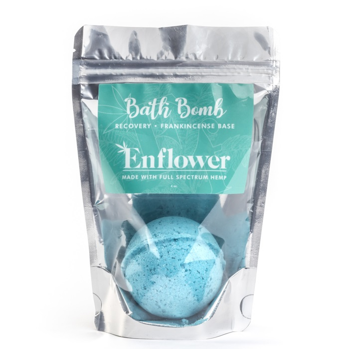 100 mg frankincense CBD bath bombs wholesale