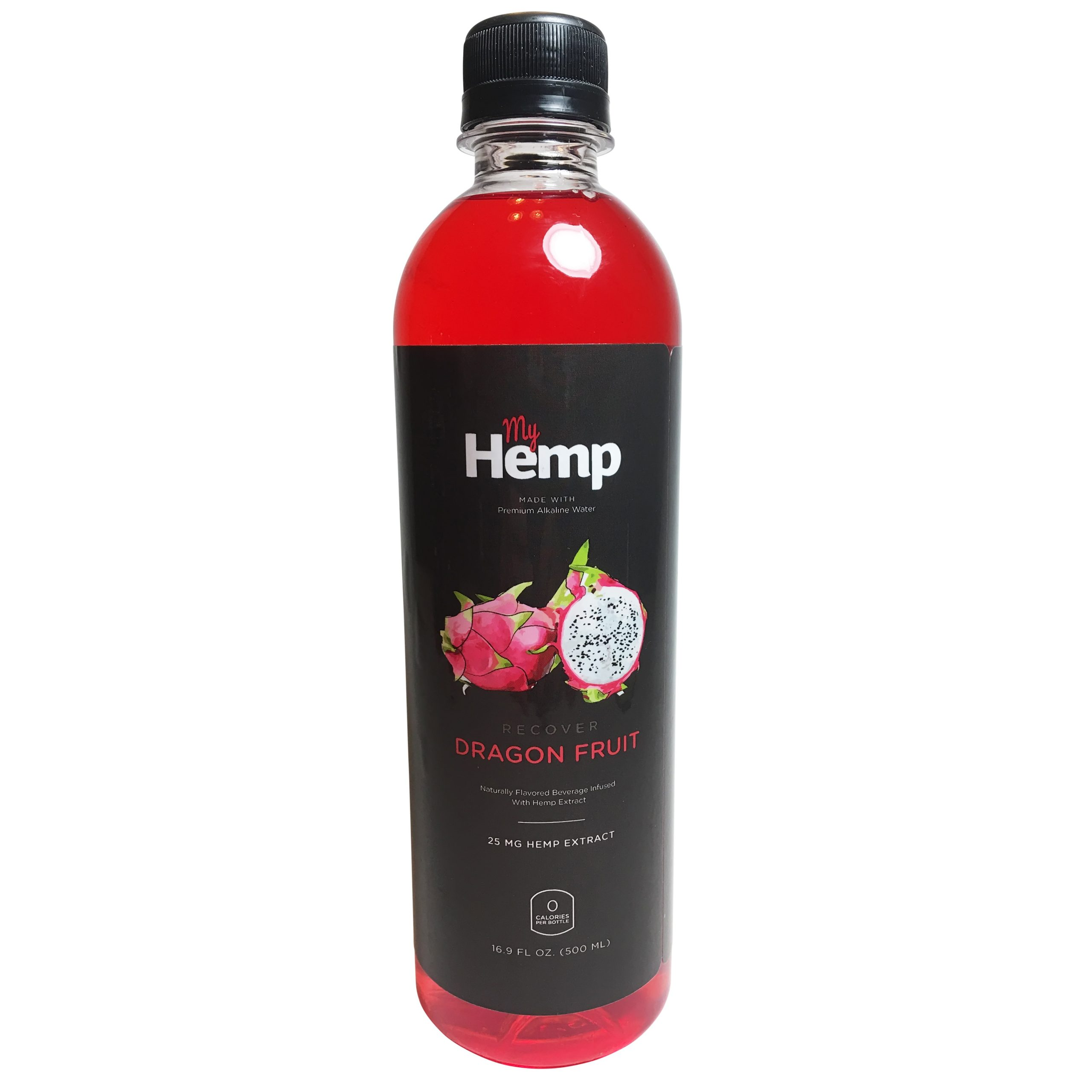 Dragon Fruit CBD-Infused Hemp Tea Drink Wholesale