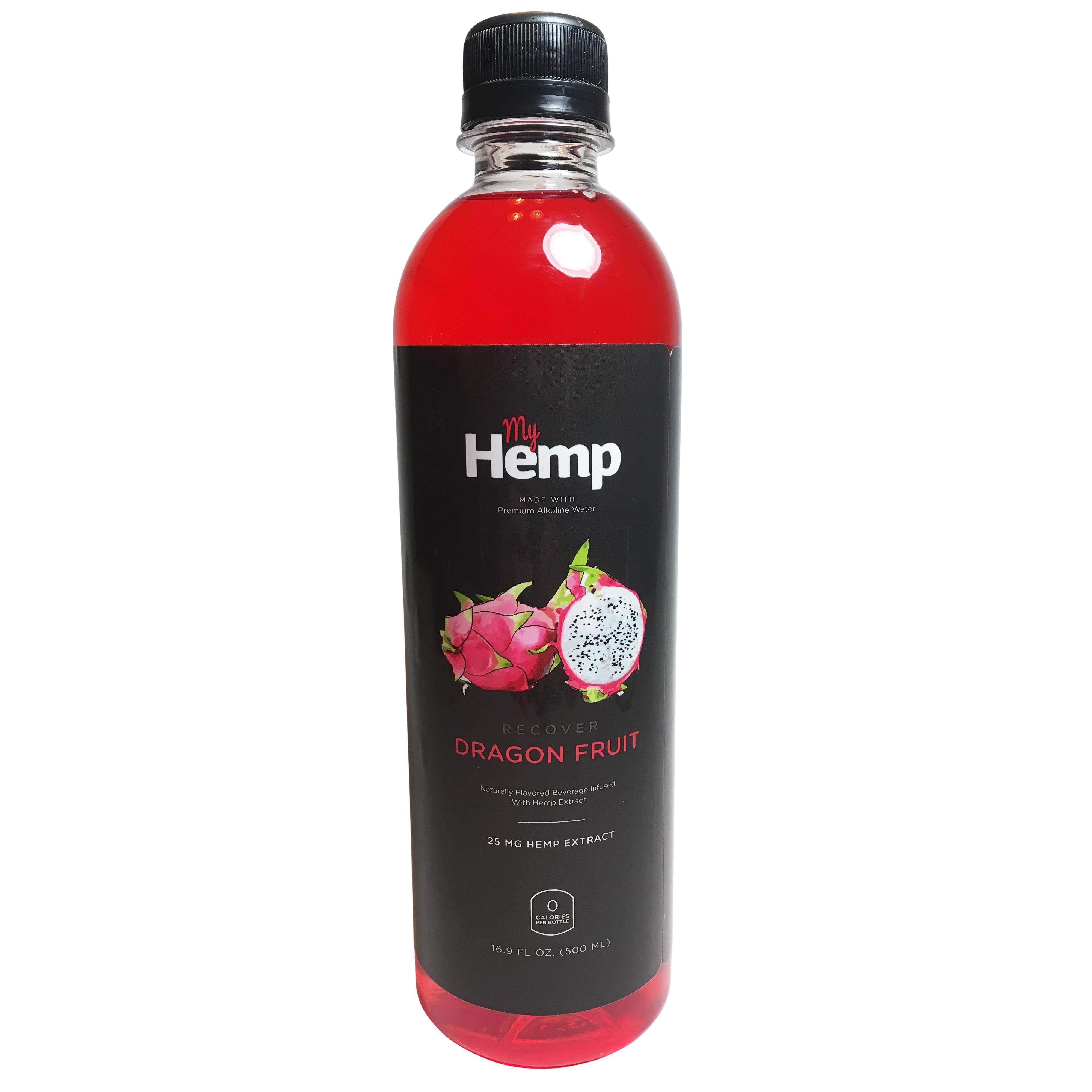 Dragon Fruit CBD-Infused Hemp Tea Drink Wholesale