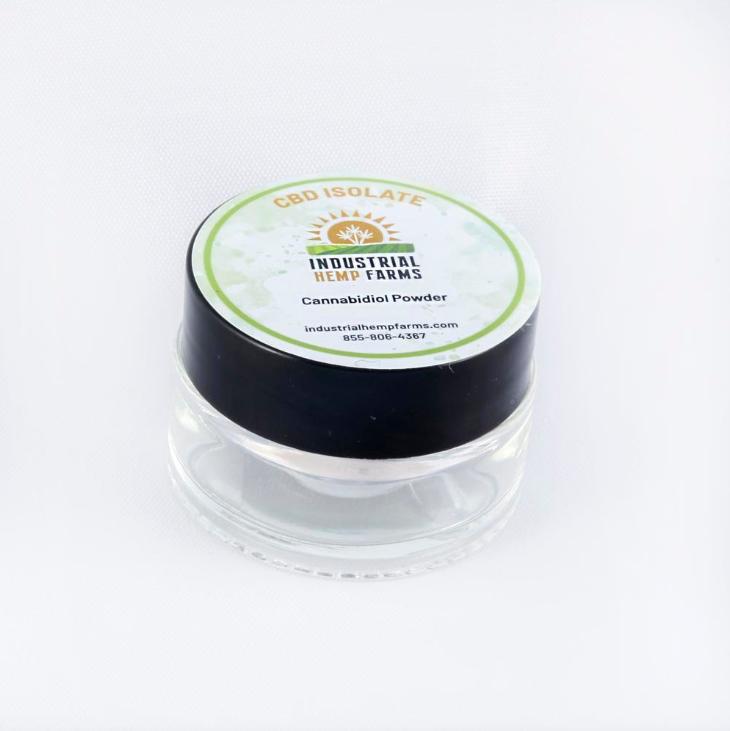 Bulk CBD Isolate Powder (99 5% + Cannabinoids)
