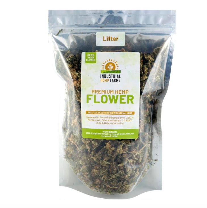 CBD Flower 1/4 lb Sample Pack - 4 Strains x $68 75 / oz