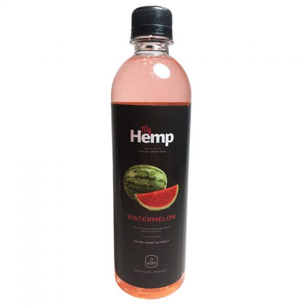 Watermelon Full-Spectrum CBD-Infused Tea Drink Wholesale