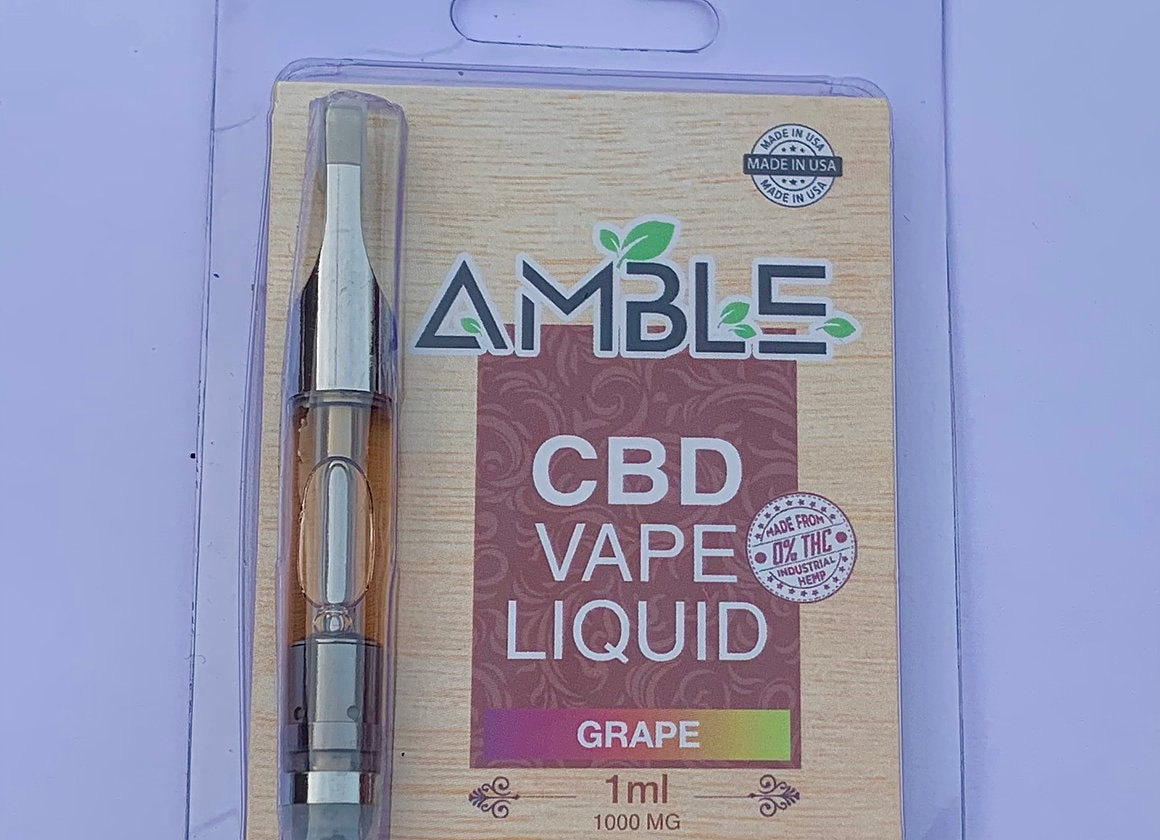 Amble Generation vape pen