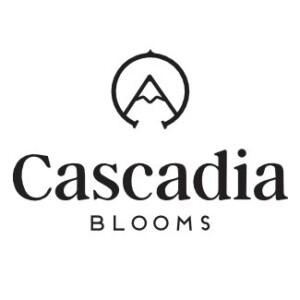 Cascadia Blooms Logo