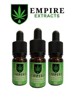 Empire Wellness CBD Oil
