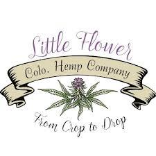 Little Flower Hemp Company logo