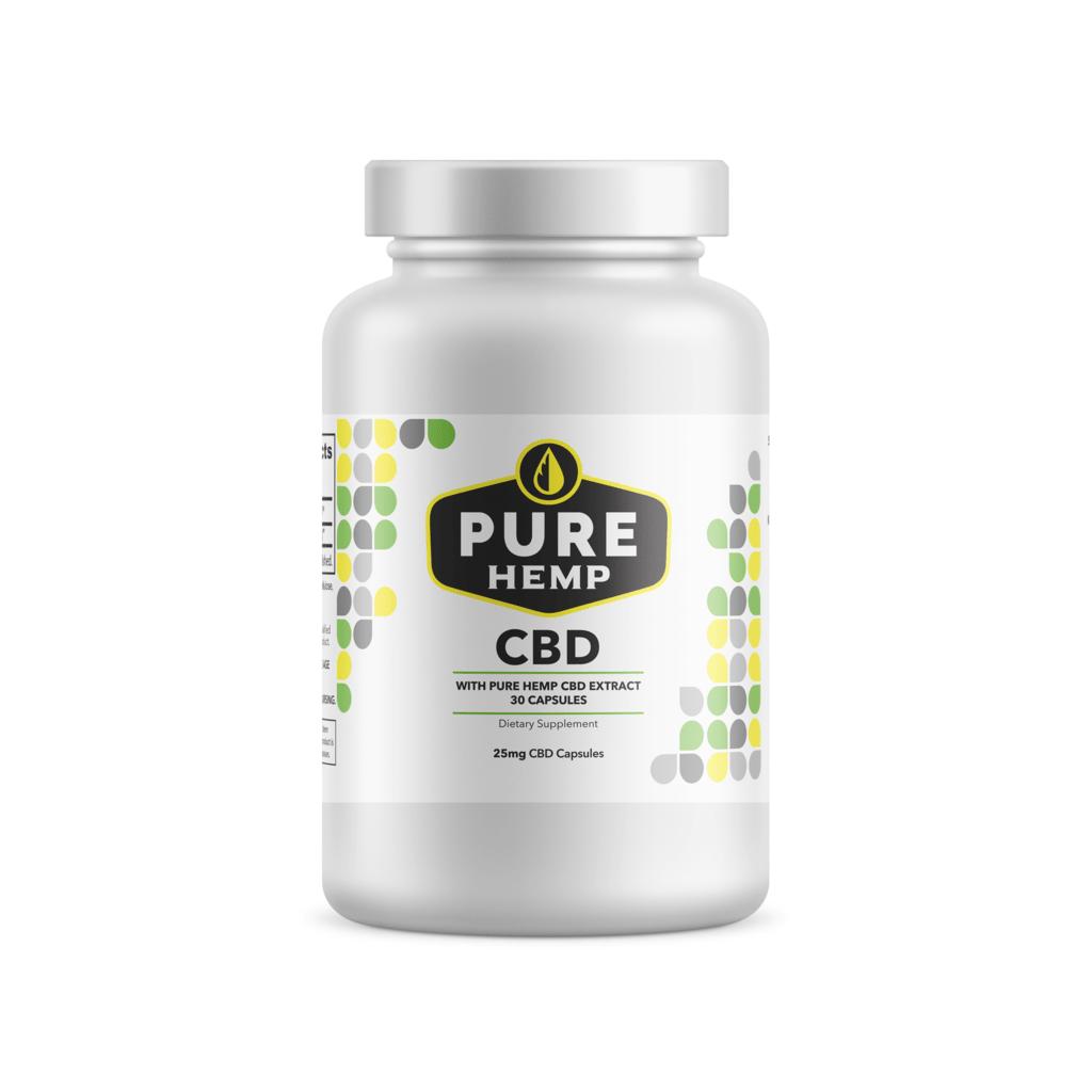 Pure Hemp Shop cbd capsules