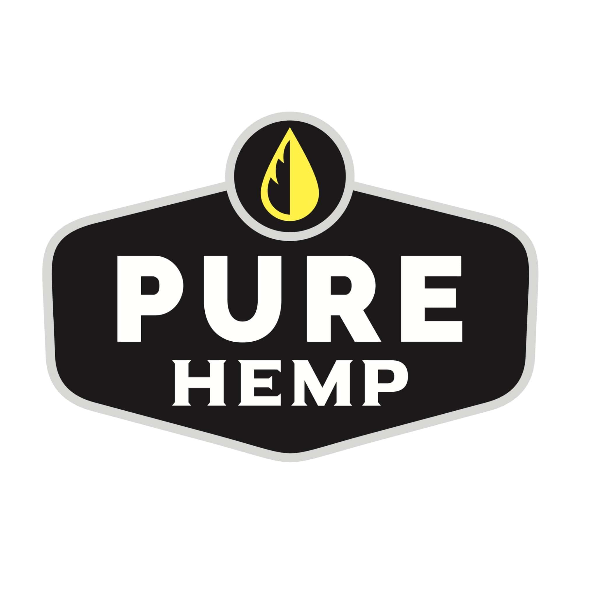 Pure Hemp logo