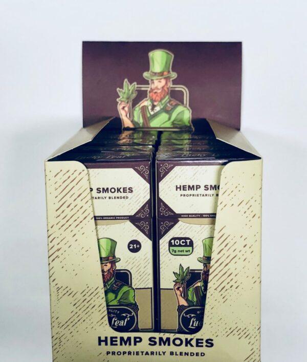 hemp cigarettes cartons for sale