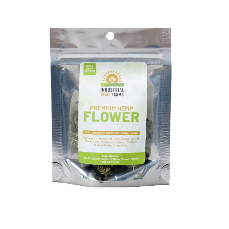 premium hemp flower 1/8 oz sample packs