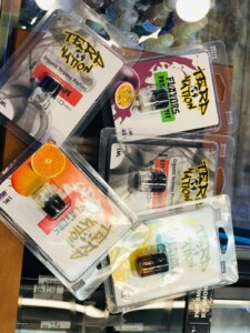 assorted terpenes sold by terp nation