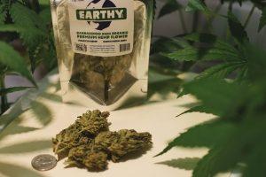 Earthy Now Pre-Packaged Hemp Flower