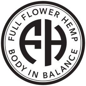 Full Flower Hemp logo