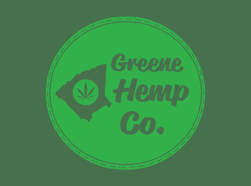 Greene Hemp Co. Logo