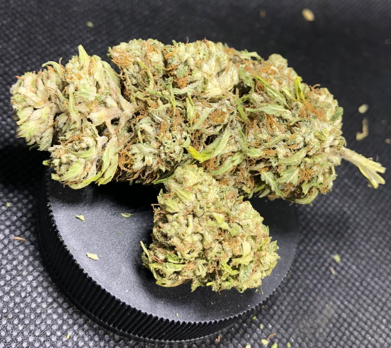 Jack Frost CBG Hemp Flower for Sale