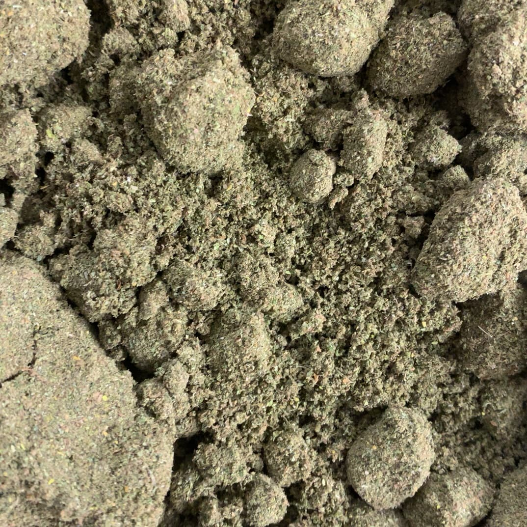 CBD Hemp Kief for sale in bulk online