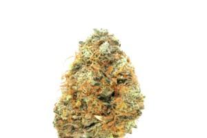 Fire OG cannabis bud