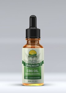 new dawn hemp cbg oil