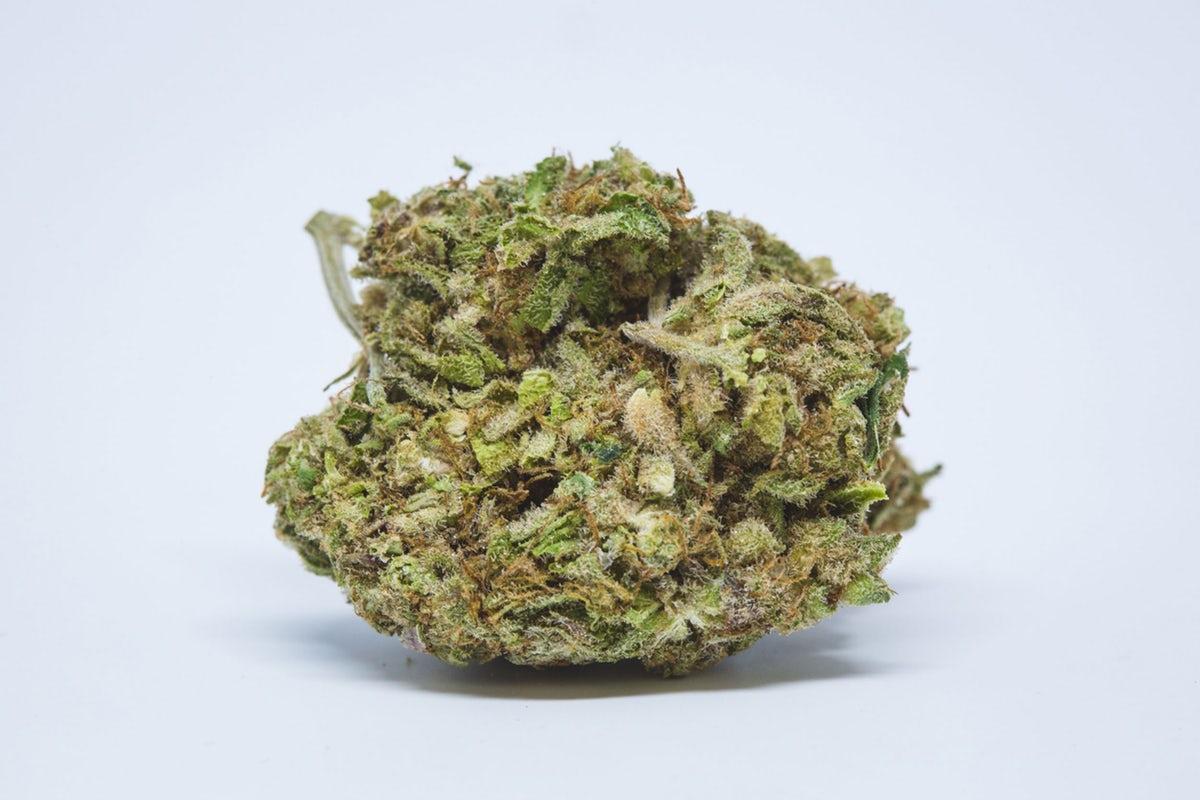 Agent Orange Cannabis bud