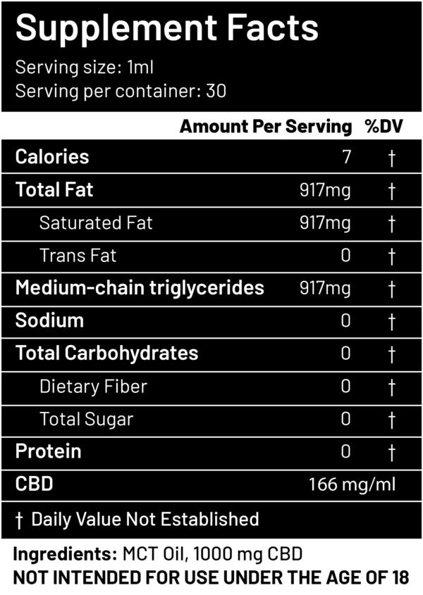 SF cbd oil 5000 mg