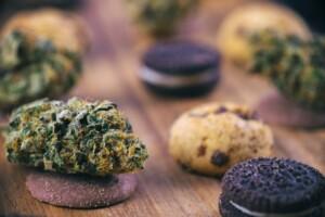 Platinum Cookies Cannabis bud