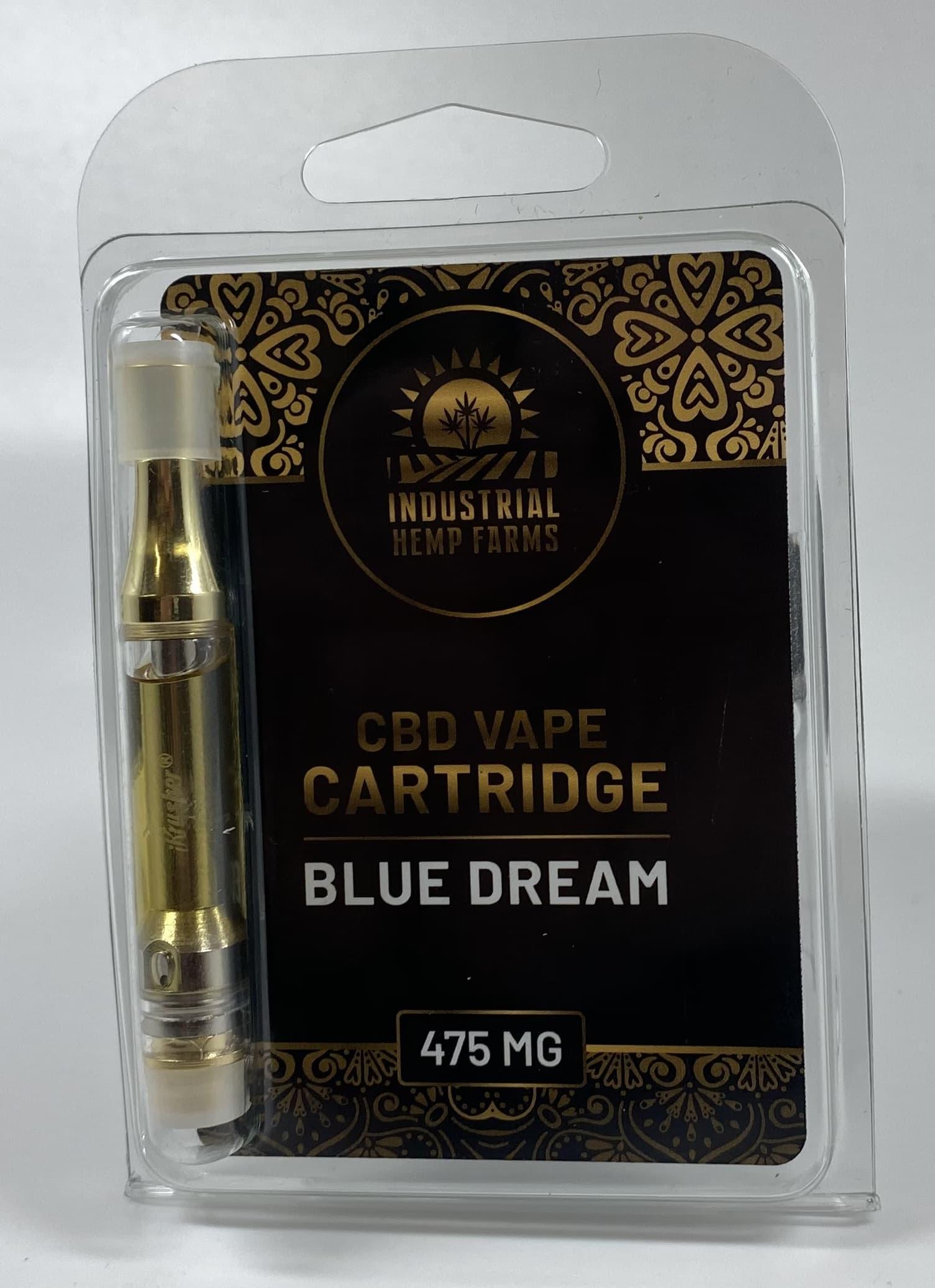 blue dream cbd vape pen cartridge for sale