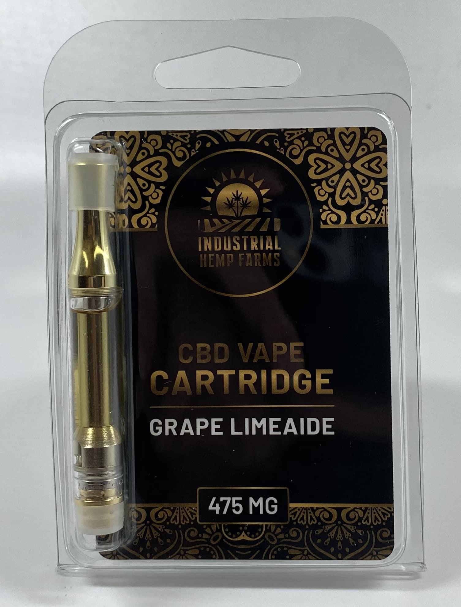 grape limeaid cbd vape pen cartridge for sale