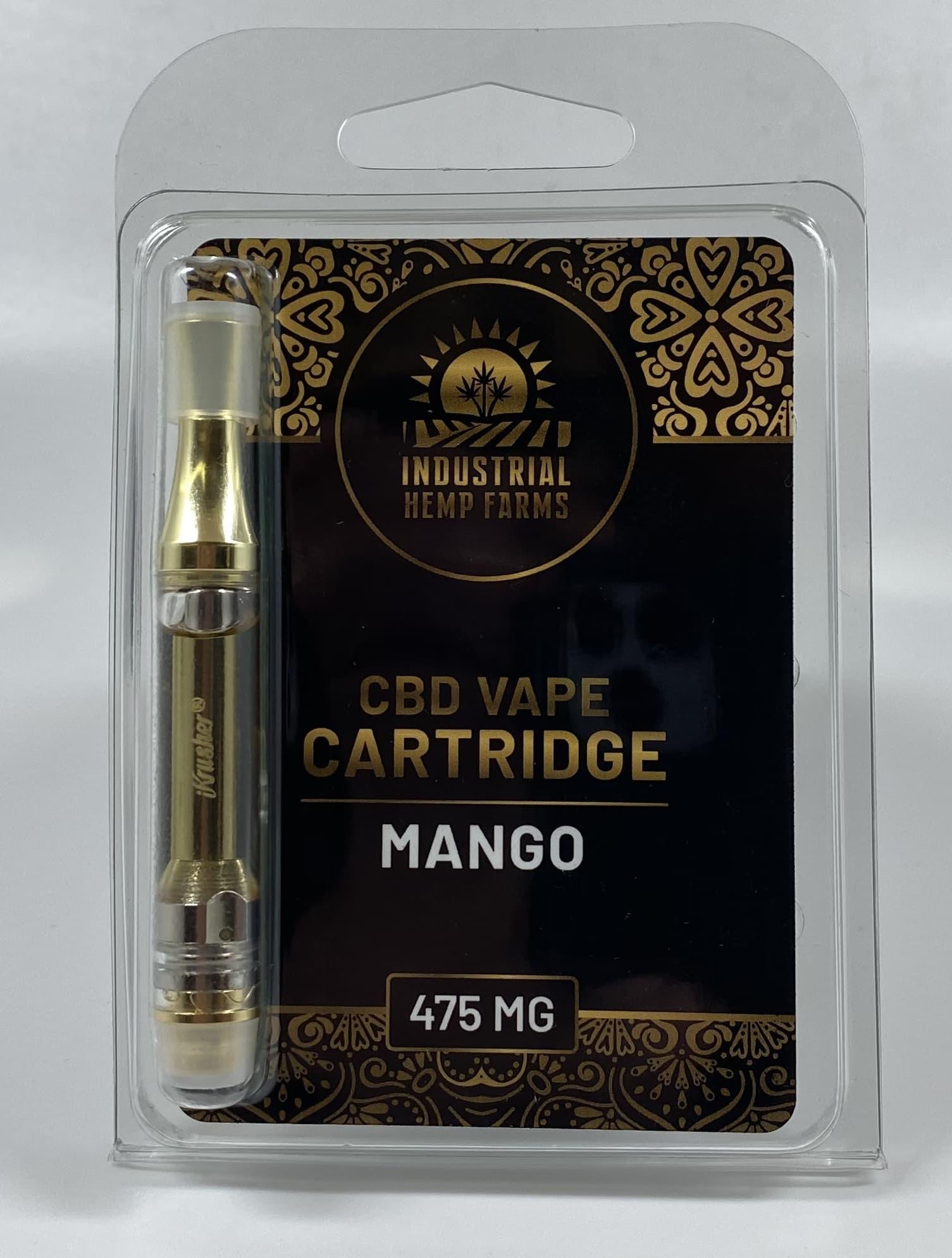 mango cbd vape pen cartridge for sale