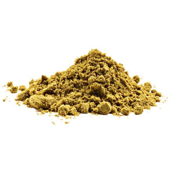 Organic bulk hemp protein powder