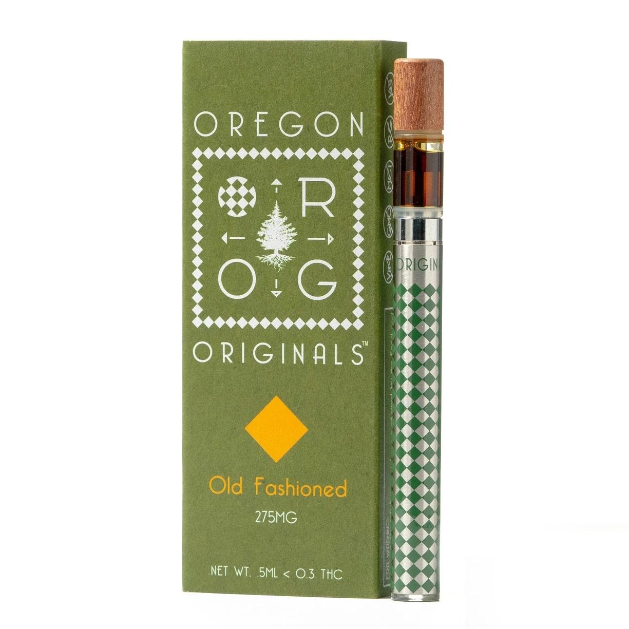 oregon originals cbd vape pen