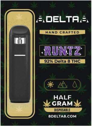 Delta 8 Hemp Disposable Vape Pens