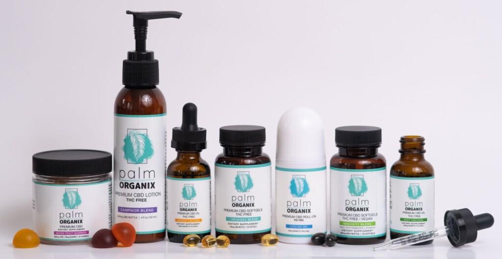 Palm Organix CBD Oil