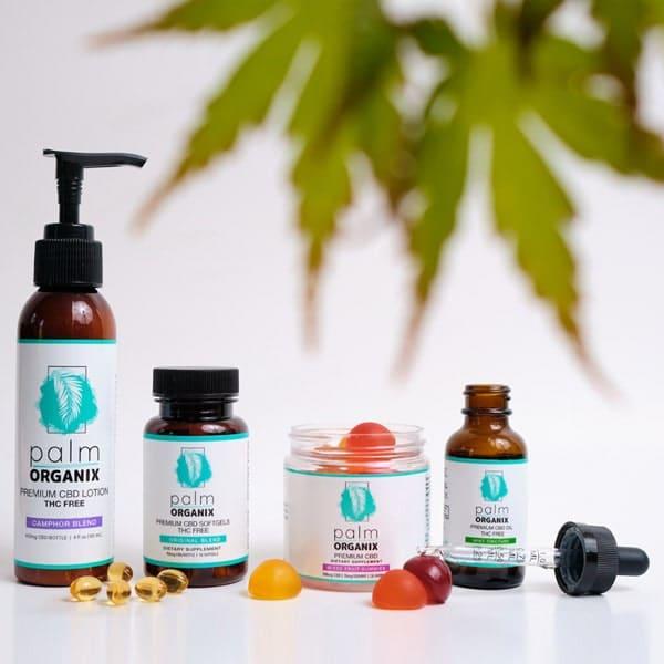 Palm Organix CBD Oil review