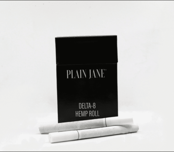 Plain Jane Delta-8 Hemp Cigarettes