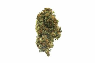 Fortified Mango Kush Delta 8 Hemp Flower (21.19% Total Cannabinoids)